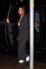 Selena Gomez visits at La Esquina for dinner with Goodbye Honolulu in New York 2019/10/29 13