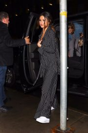 Selena Gomez visits at La Esquina for dinner with Goodbye Honolulu in New York 2019/10/29 15