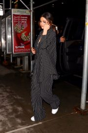 Selena Gomez visits at La Esquina for dinner with Goodbye Honolulu in New York 2019/10/29 16