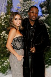 """Shameik Moore and Isabela Merced arrives Netflix's """"Let It Snow"""" at Four Seasons Hotel in Beverly Hills 2019/11/01 4"""