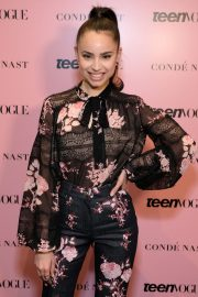 Sofia Carson attends Teen Vogue Summit 2019 in Hollywood 2019/11/02 2