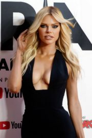 Sophie Monk attends 33rd Annual ARIA Awards at The Sun in Sydney 2019/11/27 2