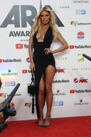 Sophie Monk attends 33rd Annual ARIA Awards at The Sun in Sydney 2019/11/27 5