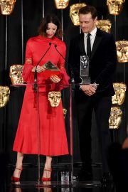 Star Sam Heughan and Caitriona Balfe at the BAFTA in Scotland 2019/11/03 2