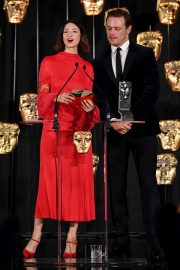 Star Sam Heughan and Caitriona Balfe at the BAFTA in Scotland 2019/11/03 3