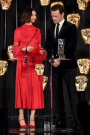 Star Sam Heughan and Caitriona Balfe at the BAFTA in Scotland 2019/11/03 4
