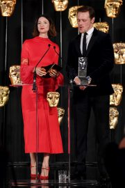 Star Sam Heughan and Caitriona Balfe at the BAFTA in Scotland 2019/11/03 5