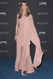 Suki Waterhouse attends 2019 LACMA Art + Film Gala Presented By Gucci in Los Angeles 2019/11/02 1