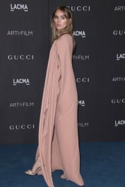 Suki Waterhouse attends 2019 LACMA Art + Film Gala Presented By Gucci in Los Angeles 2019/11/02 2