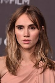 Suki Waterhouse attends 2019 LACMA Art + Film Gala Presented By Gucci in Los Angeles 2019/11/02 15