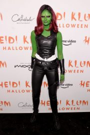 Taylor Hill attends Heidi Klum's 20th Annual Halloween Party in New York 2019/10/31 3