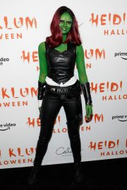 Taylor Hill attends Heidi Klum's 20th Annual Halloween Party in New York 2019/10/31 8