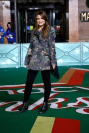 Tenille Townes at 93rd Annual Macy's Thanksgiving Day Parade Rehearsals in New York City 2019/11/26 1