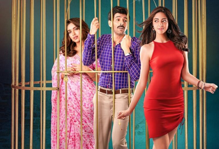 Watch the Trailer of 'Pati Patni Aur Woh' stars Kartik Aaryan, Bhumi Pednekar and Ananya Panday 1