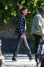 Zendaya Out for a business meeting in Burbank 2019/10/31 14