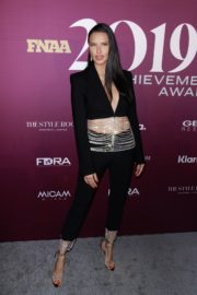 Adriana Lima at 2019 Footwear News Achievement Awards in New York City 2019/12/03 8