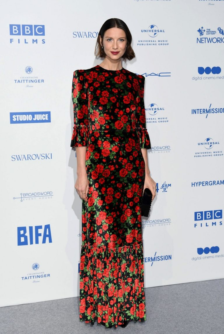 Caitriona Balfe attends British Independent Film Awards 2019 in London 2019/12/01 16