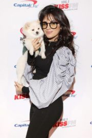 Camila Cabello attends 106.1 KISS FM's iHeartRadio Jingle Ball at Dickies Arena in Dallas 2019/12/03 4