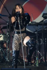 Camila Cabello performs B96 Jingle Bash at the Allstate Arena in Chicago 2019/12/07 1