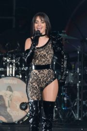 Camila Cabello performs B96 Jingle Bash at the Allstate Arena in Chicago 2019/12/07 2