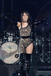 Camila Cabello performs B96 Jingle Bash at the Allstate Arena in Chicago 2019/12/07 3