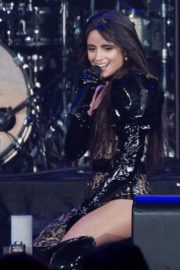 Camila Cabello performs B96 Jingle Bash at the Allstate Arena in Chicago 2019/12/07 6