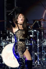 Camila Cabello performs B96 Jingle Bash at the Allstate Arena in Chicago 2019/12/07 12