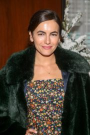 Camilla Belle attends Brooks Brothers Holiday Celebration St. Jude in West Hollywood 2019/12/07 11