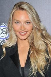 Camille Kostek at Monster Energy Charity Basketball Game in Westwood 2019/07/08 7
