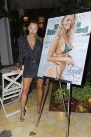 Camille Kostek attends SI Swimsuit 2019 Party in Miami Beach 2019/05/09 1