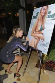 Camille Kostek attends SI Swimsuit 2019 Party in Miami Beach 2019/05/09 2