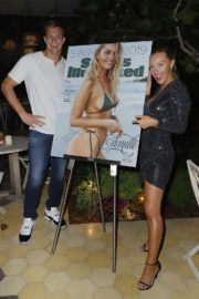 Camille Kostek attends SI Swimsuit 2019 Party in Miami Beach 2019/05/09 4