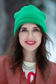 Carice Van Houten Photoshoot at 11th Les Arcs Film Festival in France 2019/12/16 2