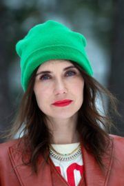 Carice Van Houten Photoshoot at 11th Les Arcs Film Festival in France 2019/12/16 3