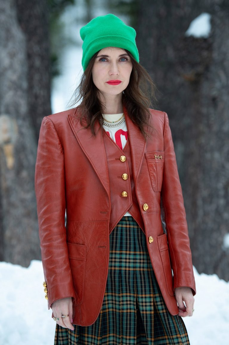 Carice Van Houten Photoshoot at 11th Les Arcs Film Festival in France 2019/12/16 7