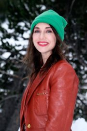 Carice Van Houten Photoshoot at 11th Les Arcs Film Festival in France 2019/12/16 10