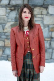 Carice Van Houten Photoshoot at 11th Les Arcs Film Festival in France 2019/12/16 14