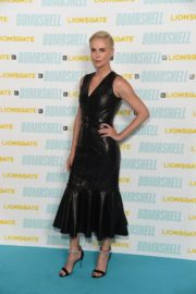 """Charlize Theron attends BAFTA Q&A for """"Bombshell"""" in London 2019/12/03 1"""