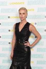 """Charlize Theron attends BAFTA Q&A for """"Bombshell"""" in London 2019/12/03 2"""