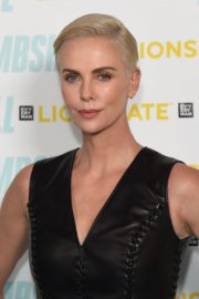 """Charlize Theron attends BAFTA Q&A for """"Bombshell"""" in London 2019/12/03 3"""