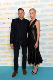 """Charlize Theron attends BAFTA Q&A for """"Bombshell"""" in London 2019/12/03 5"""