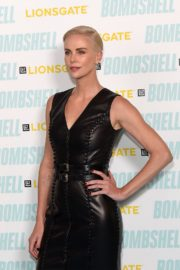 """Charlize Theron attends BAFTA Q&A for """"Bombshell"""" in London 2019/12/03 6"""