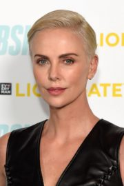 """Charlize Theron attends BAFTA Q&A for """"Bombshell"""" in London 2019/12/03 7"""