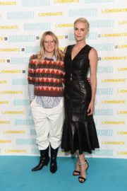 """Charlize Theron attends BAFTA Q&A for """"Bombshell"""" in London 2019/12/03 8"""