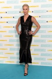 """Charlize Theron attends BAFTA Q&A for """"Bombshell"""" in London 2019/12/03 9"""