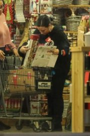 Demi Lovato shopping at a Cost Plus Market in Westwood 2019/12/18 4