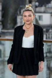 Florence Pugh attends 'Little Women' Photocall in London 2019/12/16 7