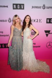 Georgia May Jagger and Lizzy Jagger attends NGV Gala in Melbourne, Australia 2019/11/30 4