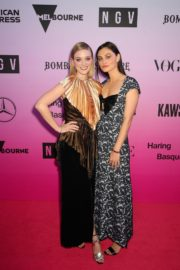 Phoebe Tonkin and Bella Heathcote attends NGV Gala in Melbourne, Australia 2019/11/30 1