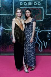 Phoebe Tonkin and Bella Heathcote attends NGV Gala in Melbourne, Australia 2019/11/30 2